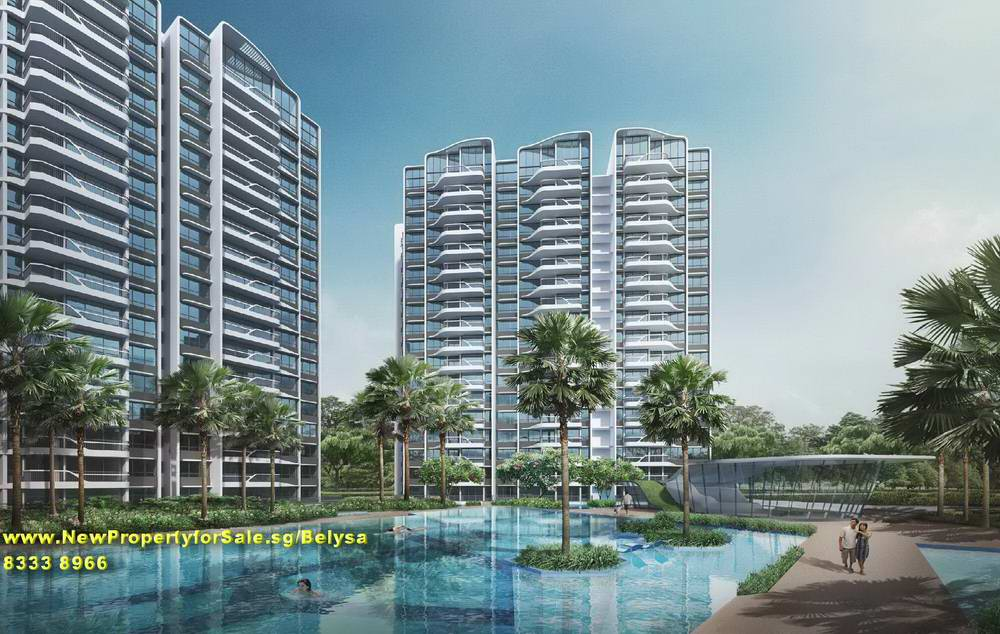 ... Homes 职总安居 - Belysa - Pasir Ris Executive Condominium (EC